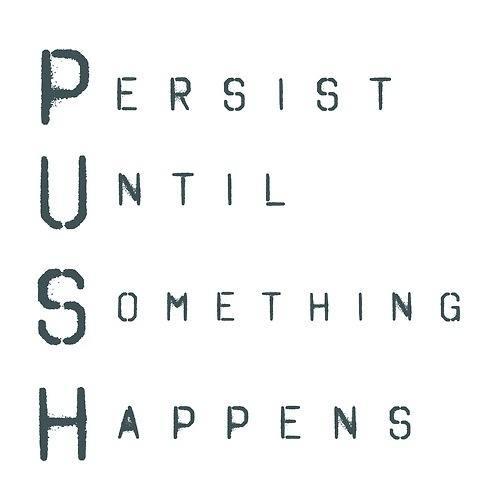 Persist Until Something Happens